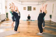 Om Yoga Works yoga Leeds