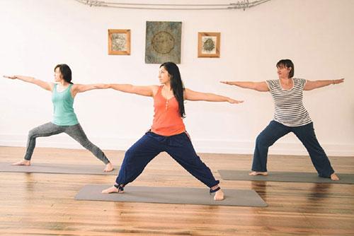 Om Yoga Works Classes