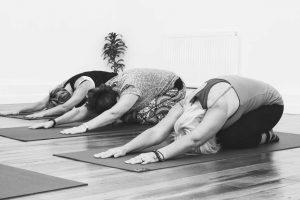 Hatha Yoga Class Bridget daytime