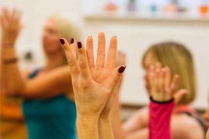 Wemoon Hatha Yoga Class Leeds