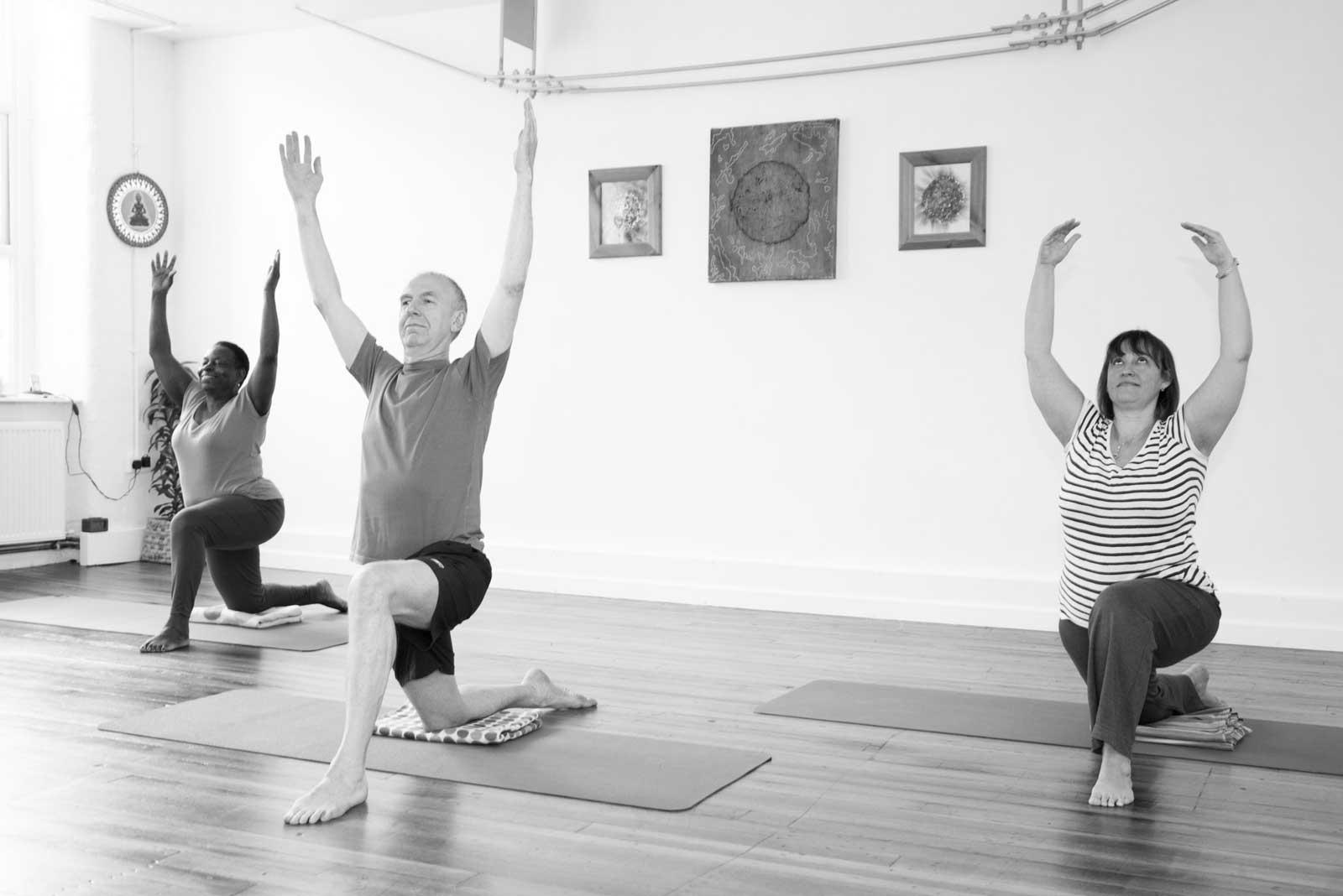 Hatha Yoga classes Leeds